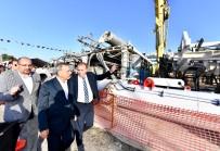 MEHMET ALI ÇALKAYA - İzmir Büyükşehir'den Milyarlık Yatırım
