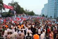 Kılıçdaroğlu, Adana'da Vatandaşlarla İftar Yaptı