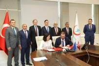 SÜLEYMAN ŞIMŞEK - 'Kilis Devlet Hastanesi Yapım Protokolü' İmzalandı