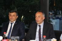 ANAYASA REFERANDUMU - MHP Milletvekili Adayı Aras, Gazetecilerle Bir Araya Geldi