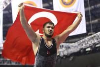 GÜREŞ TAKIMI - Milliler U23 Avrupa Güreş Şampiyonası'nda 2. Oldu