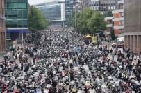HAMBURG - Motor Tutkunları Hamburg'da Buluştu