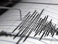 GÖKOVA KÖRFEZİ - Muğla'da 4,1 büyüklüğünde deprem