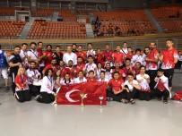 AVRUPA ŞAMPİYONU - Para-Taekwondo Milli Takımı Avrupa Şampiyonu Oldu