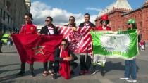 MOSKOVA - Rusya'da Futbol Heyecanı Artıyor