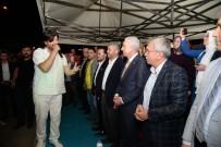 AHMET ŞAFAK - Sanatçı Ahmet Şafak, Pursaklar'da Binlerce Kişiye Konser Verdi