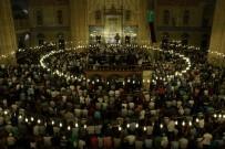 SELIMIYE CAMII - Selimiye Camii, Kadir Gecesi Doldu Taştı