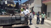 ASKERLİK ŞUBESİ - Seydişehir Belediyesi Asfalt Çalışmalarını Sürdürüyor