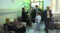 ERDOĞAN BAYRAKTAR - Sümeyye Erdoğan Bayraktar'dan Darülaceze'ye Ziyaret