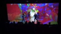 ÇOCUK OYUNU - Tiyatrocu Çiftten 3 Boyutlu Çocuk Oyunu