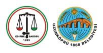 ŞİDDET MAĞDURU - Uzunköprü'de Şiddete Karşı İşbirliği Protokolü İmzalandı