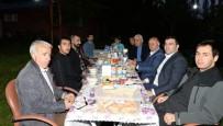 ŞENYURT - Vali Azizoğlu Şehit Aktepe'nin Yakınlarıyla İftar Sofrasında Buluştu