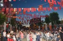 Yeşilli Kiraz Festivali Coşkuyla Gerçekleşti