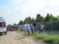 SULAMA KANALI - 4,5 Yaşındaki Çocuk Sulama Kanalında Kayboldu