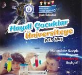 ÇOCUK ÜNİVERSİTESİ - ADÜ Çocuk Üniversitesi 2018 Programı Başlıyor