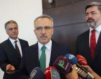 NACİ AĞBAL - Ağbal Açıklaması 'Türkiye Ekonomisi 2018 Yılına Da Hızlı Bir Giriş Yapmıştır'