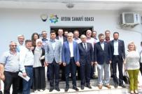 SERBEST BÖLGE - AK Parti'den Sanayi Odası Yönetimi İle Bir Araya Geldi