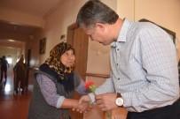 AK Partili Özkan'dan Huzurevi Sakinlerine Kadir Gecesi Ziyareti