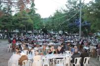 ESKIGEDIZ - Akçaalanlılar Geleneksel İftar Yemeğinde Buluştu