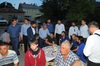 PATLAMIŞ MISIR - Akşehir'de Mahalle İftarları Sürüyor