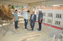 SEBZE HALİ - Akşehir'in Çehresi Değişiyor
