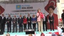 SERVİS ŞOFÖRÜ - Akşener'e Tepki Gösteren Kişiye Darp