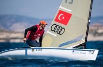 KAYNAR - Alican Kaynar, Dünya Kupası'nda 4. Oldu