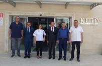 VERGİ DAİRESİ - Aydın Vergi Dairesi Başkanı, KUTO'yu Ziyaret Etti