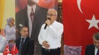 LÜTFI ELVAN - Bakan Elvan Açıklaması 'Ülkemizi Bölmeye Parçalamaya Çalıştılar, Başaramadılar Başaramayacaklar'