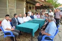 MEHMET UZUN - Bakan Yardımcısı Ceylan Açıklaması 'Yapılan Hizmetler İle Köylerimizin Yüzü Gülecek'