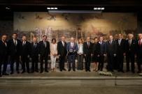 CİNSİYET EŞİTLİĞİ - Başbakan Binali Yıldırım, TÜSİAD Üyelerini Kabul Etti