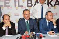 Başbakan Yardımcısı Bozdağ Açıklaması 'HDP İle Birlikte Müttefikler'