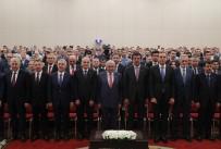 DENIZ TICARET ODASı - Başbakan Yıldırım Açıklaması 'Polemikler İle Afaki Laflar İle Propaganda Yapıyorlar'