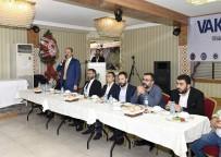 ABDULLAH ÖZER - Başkan Akgül, Genç STK'larla Sahurda Buluştu