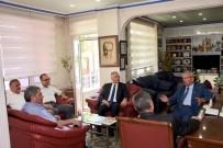 HOŞKÖY - Başkan Albayrak, Şarköy Belediye Başkanı Ve Vatandaşlarla Buluştu