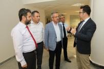 SAĞLIK ÇALIŞANI - Başkan Köşker'den Hastalara Moral Ziyaretleri