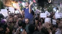 RAMALLAH - Batı Şeria'dan Gazze'ye Destek Gösterisi
