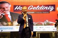 ATİLA AYDINER - 'Bereket Konvoyu' Belgrad'da Gönülleri Fethetti