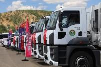 Bingöl Belediyesi Araç Filosunu Güçlendirdi
