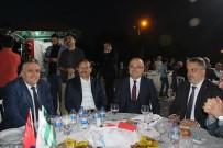 Bursa'da Binlerce Batı Trakyalı İftarda Buluştu
