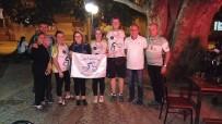 İSMAIL AYDıN - Bursalı Bisikletçiler Sahur Programında Buluştu.
