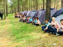 ÇOCUK OYUNLARI - Büyükşehir Erikçe Yaz Kampları Başlıyor