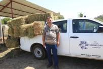 ÖZLEM ÇERÇIOĞLU - Büyükşehir Yemleri Yanan Çiftçiye Destek Verdi