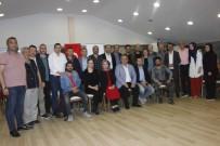 BASIN KARTI - BYEGM Erzincan İl Müdürlüğü'nün İftar Yemeğinde Erzincan Basını Bir Araya Geldi