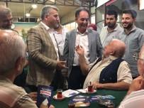 KAHVEHANE - Canbey '24 Haziran'da Edremit Reis'le Ve AK Parti İle Devam Der'