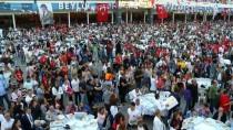 BEYLIKDÜZÜ BELEDIYESI - CHP'nin Cumhurbaşkanı Adayı İnce, Silivri'de