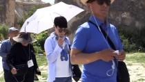 GÖREME - Çinli Turistler Kapadokya'ya Hayran Kalıyor