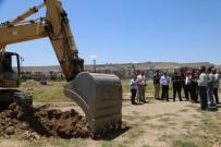 Cizre'de Bilim Merkezi İçin İlk Kazma Vuruldu