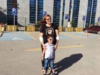 ERDEMIR - Çocuğunu Kaçıran Eski Eşinin Tutuklanmasını İstedi
