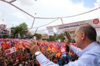 HATIPLI - Cumhurbaşkanı Erdoğan, 'Benim Varlığım Sizin Moralinizi Bozmaya Yeter' (3)